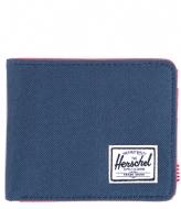 Herschel Supply Co. Wallet Roy Coin navy & red