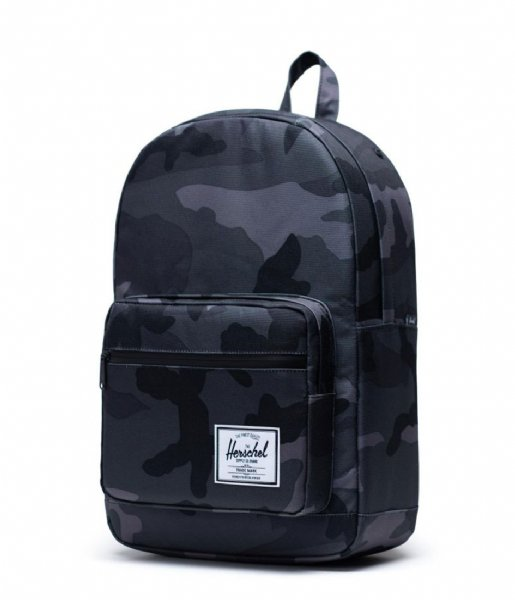 Herschel Supply Co. Laptop rugzak Pop Quiz 15 Inch night camo (02992)