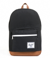Herschel Supply Co. Pop Quiz 15 inch black & tan PU