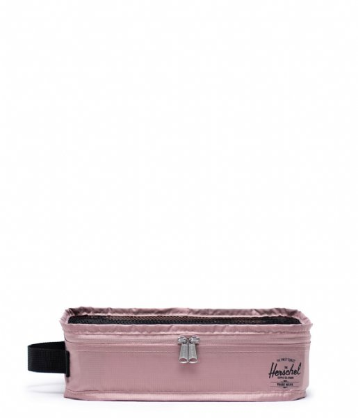 Herschel Supply Co. Packing Cube Travel Organizers ash rose (03153)