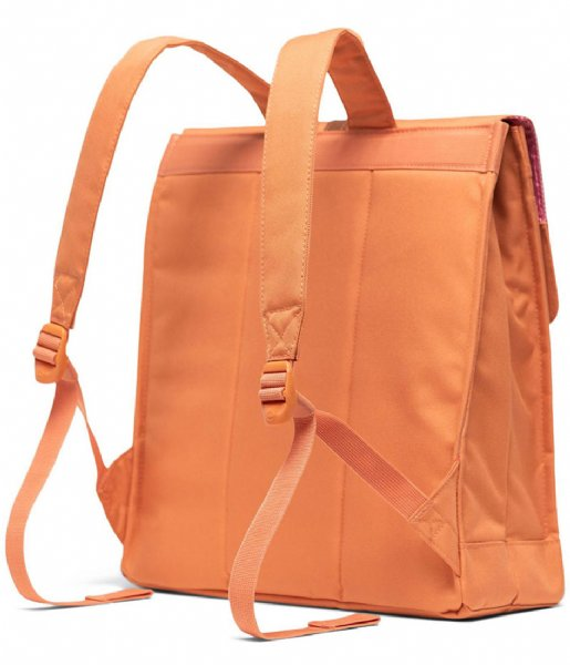 Herschel Supply Co. Dagrugzak City Mid Volume Papaya (03885)