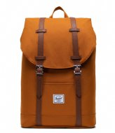 Herschel Supply Co. Retreat Mid Volume 13 Inch Pumpkin Spice (04097)