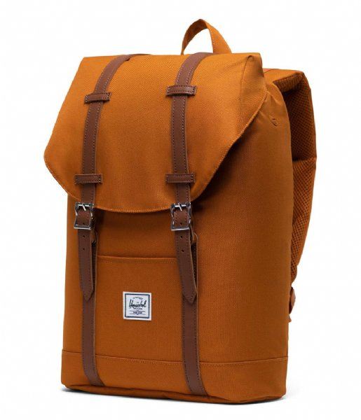 Herschel Supply Co. Dagrugzak Retreat Mid Volume 13 Inch Pumpkin Spice (04097)