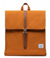 Herschel Supply Co. City Mid Volume Pumpkin Spice (04097)