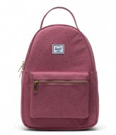 Herschel Supply Co. Nova Small Deco Rose Slub (04076)