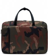 Herschel Supply Co. Bowen woodland camo (00032)