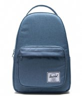 Herschel Supply Co. Miller blue mirage crosshatch (03513)