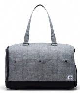 Herschel Supply Co. Bennett raven crosshatch (00919)