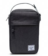 Herschel Supply Co. Chapter Connect Black Crosshatch (02090)