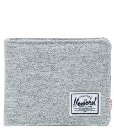 Herschel Supply Co. Roy Wallet RFID light grey crosshatch (02041)