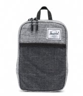 Herschel Supply Co. Sinclair Large raven crosshatch (00919)