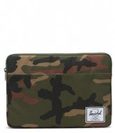 Herschel Supply Co. Anchor Sleeve 13 Inch Macbook woodland camo (02232)