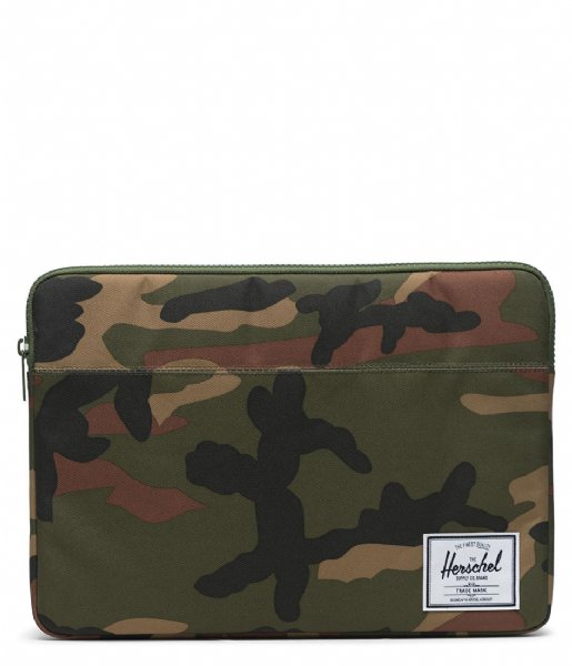 Herschel Supply Co. Laptop sleeve Anchor Sleeve 13 Inch Macbook woodland camo (02232)