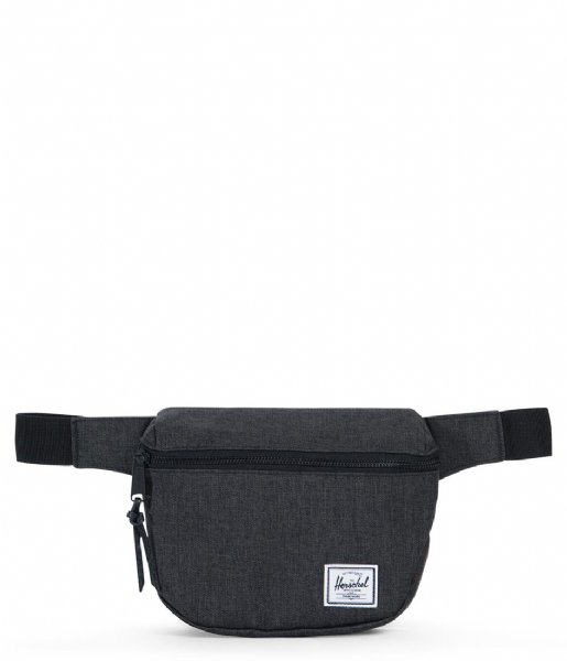 Herschel Supply Co. Heuptas Fifteen black crosshatch (02090)