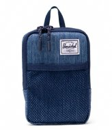 Herschel Supply Co. Sinclair Small faded denim (02744)