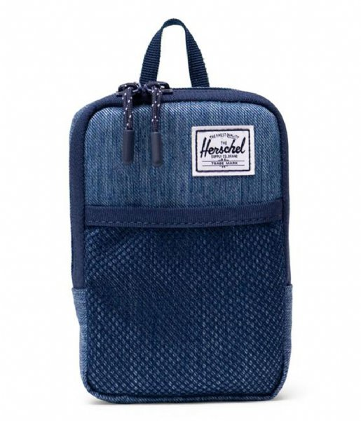 Herschel Supply Co. Crossbodytas Sinclair Small faded denim (02744)