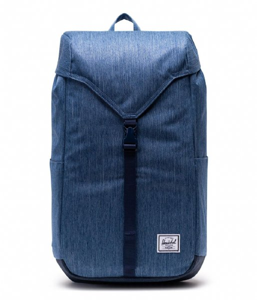 Herschel Supply Co. Dagrugzak Thompson faded denim indigo denim (02730)