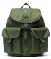 Herschel Supply Co. Dawson Small light cypress (02737)