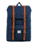 Herschel Supply Co.-Laptoptassen-Little America Mid Volume-Blauw