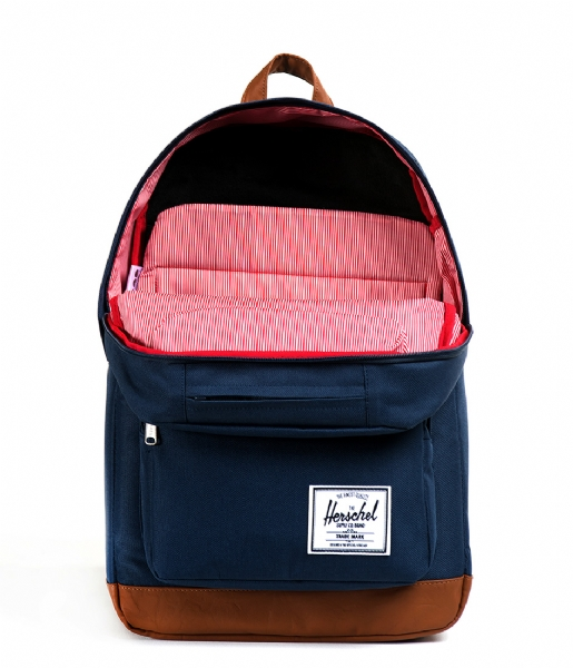 Herschel Supply Co. School rugzak Pop Quiz navy & tan PU
