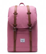 Herschel Supply Co. Retreat Mid Volume heather rose (03532)