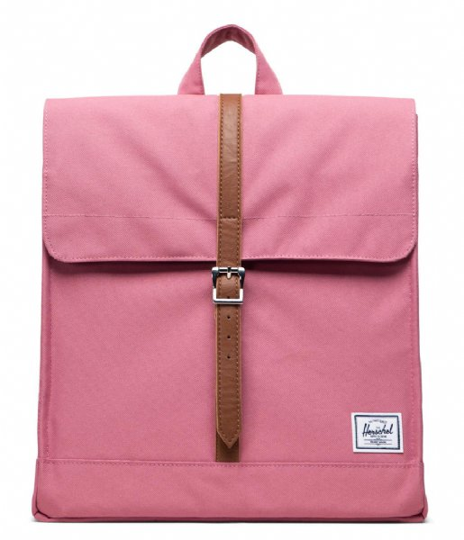 Herschel Supply Co. Dagrugzak City Mid Volume heather rose (03532)