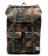 Herschel Supply Co. Buckingham woodland camo (02232)
