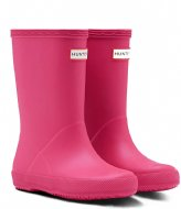 Hunter Boots Kids First Classic fuchsia
