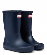 Hunter Boots Kids First Classic navy