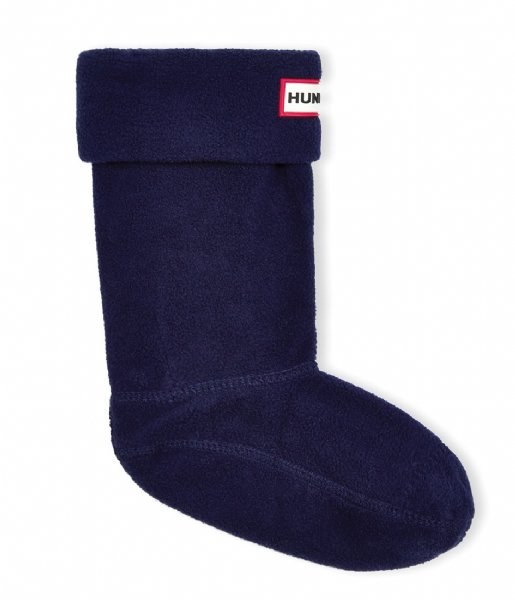 Hunter Sokken Kids Boot Sock Navy