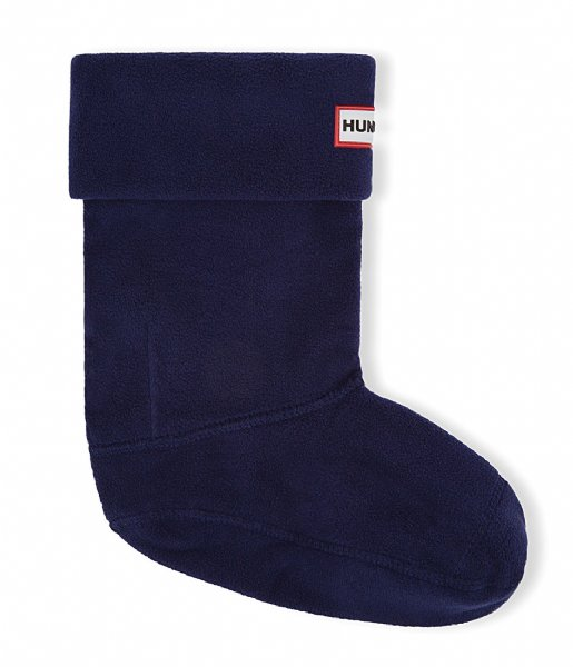 Hunter Sokken Boot Sock Short Navy
