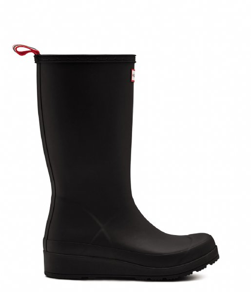 Hunter Regenlaarzen Boots Original Play Tall Wellington black