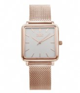 IKKI Watch Tenzin Rose Gold Plated rose gold plated silver (TE02)