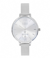 IKKI Watch Estelle Silver Plated silver plated white (ET01)