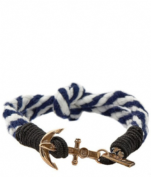 Icon Brand Armband Bracelet Captain Flint navy