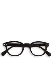 Izipizi #C Reading Glasses black soft