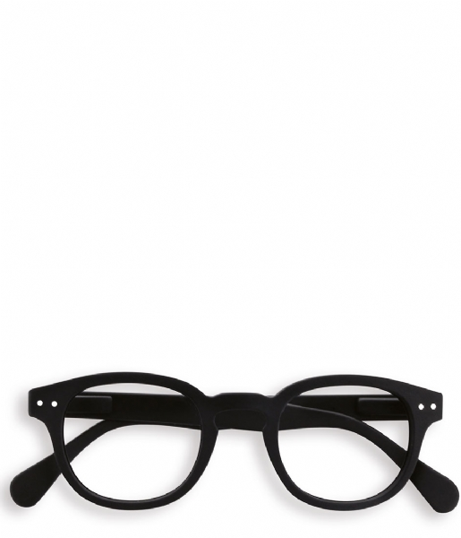 Izipizi Leesbril #C Reading Glasses black soft