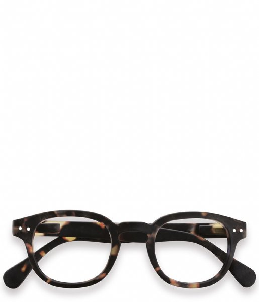 Izipizi Leesbril #C Reading Glasses soft tortoise