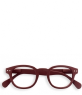 Izipizi #C Reading Glasses brown broux