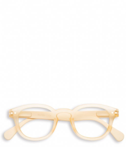 Izipizi Leesbril #C Reading Glasses neutral beige
