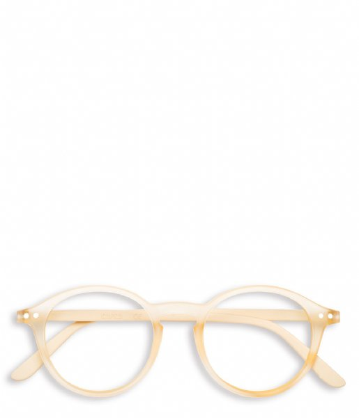 Izipizi Leesbril #D Reading Glasses neutral beige