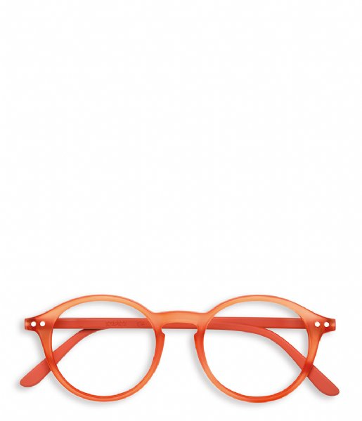 Izipizi Leesbril #D Reading Glasses warm orange