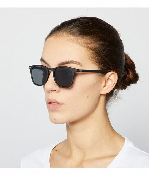 Izipizi Zonnebril op sterkte #E Reading Sunglasses black