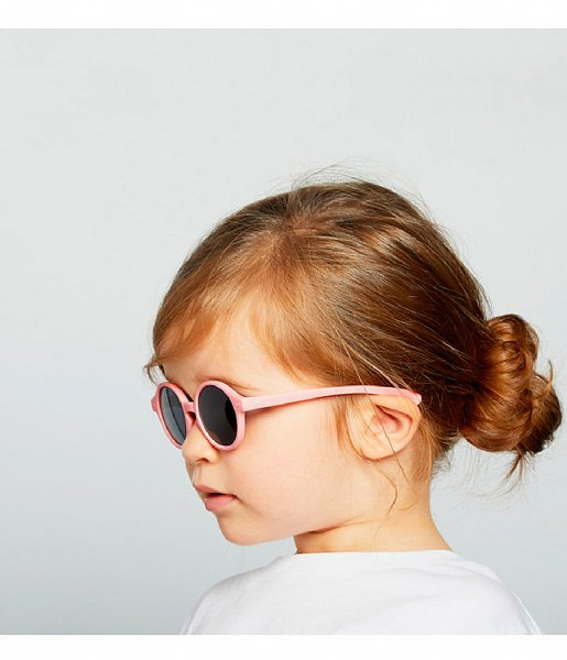Izipizi Zonnebril Sunglasses Kids 1-3 years pastel pink