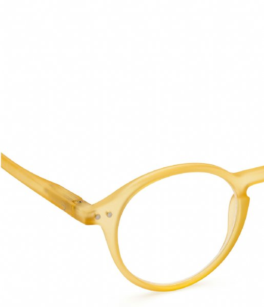 Izipizi Leesbril #D Reading Glasses yellow honey