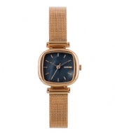 KOMONO Moneypenny Royale rose gold color black (1244)