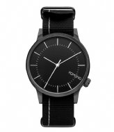 KOMONO Winston Regal nato black (W2272)