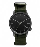 KOMONO Winston Regal nato green (W2273)