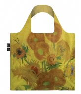 LOQI Foldable Bag Museum Collection collection sunflowers