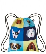 LOQI Backpack Stephen Cheetham dogs